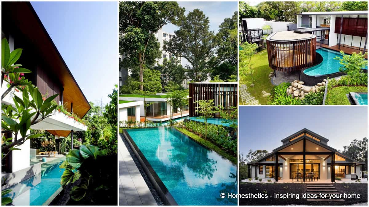 Delight Your Senses With 16 Of The Best Modern Mansions Designs